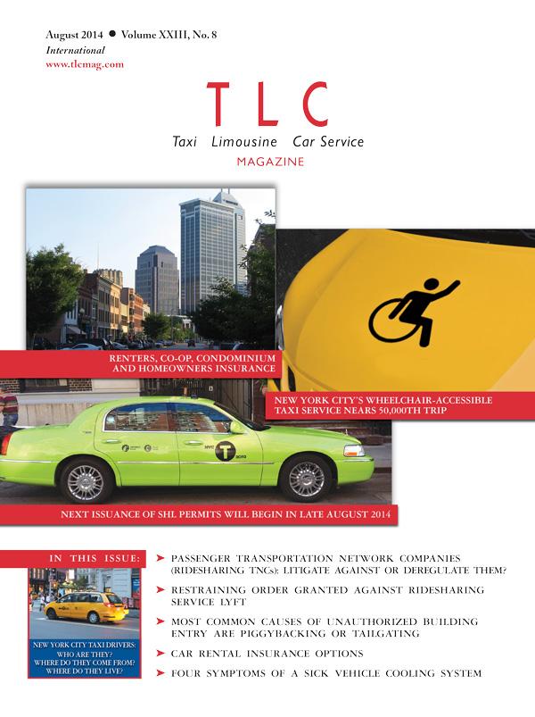 Tlc Magazine August 2014