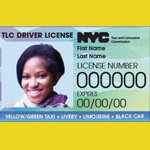new tlc driver license allows holders to operate taxi and for hire